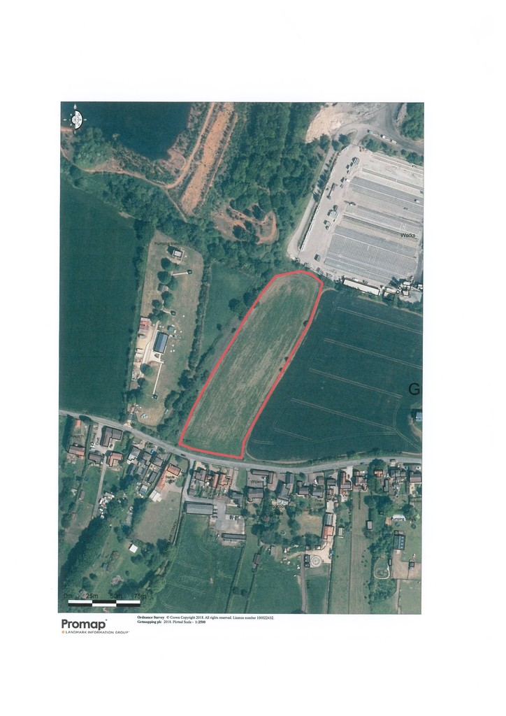 2.82 Acres Of Land, Land